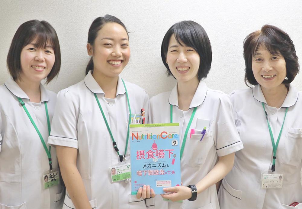 メディカ出版『NutritionCare(ニュートリションケア)』川勝が紹介されました