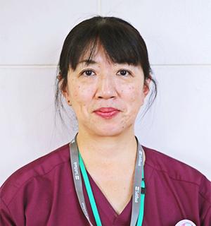 高垣由美子 2階病棟師長|社会医療法人三宝会 南港病院グループ「看護部」